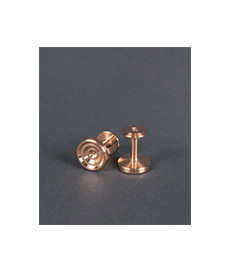Lucas Brass Cufflinks