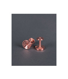 Lucas Copper Cufflinks