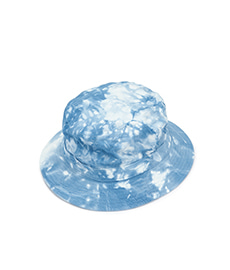 Bob Hat Foliage Light Blue