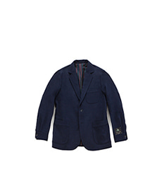 Ritz Jacket Wool Navy