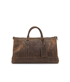 Weekender Aztec Crazyhorse Leather - Small