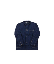 40's Coverall Denim One Wash