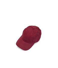 Random Walk City Ball Cap Burgundy