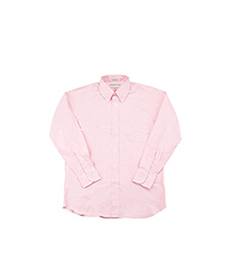 Standard Fit Cambridge Oxford Pink