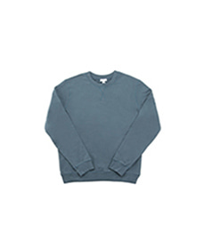 Loopback Sweatshirt Dark Petrol