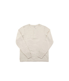 206 Henley L.Sleeve Nature