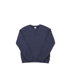 Loopback Sweatshirt Navy