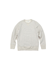 3S48 Sweatshirt Nature Melange