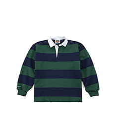 Classic Rugby Jersey Navy/Bottle