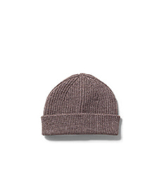 Beanie Short Natural Taupe