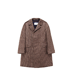 Corb Loden Tweed Jersey Brown
