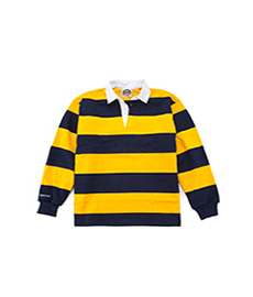 Classic Rugby Jersey Gold/Navy