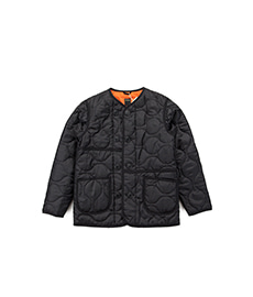 Room No.206 Jacket Bar.4.0 Black