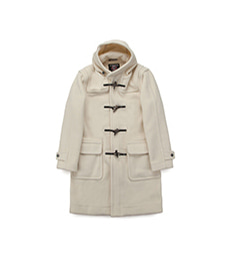 Birmingham Duffle Coat Off White