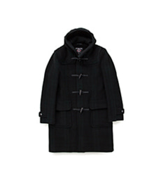 Newton Abbot Duffle Coat Black Watch