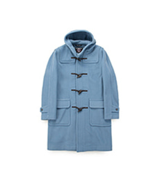Birmingham Duffle Coat Special Powder Blue