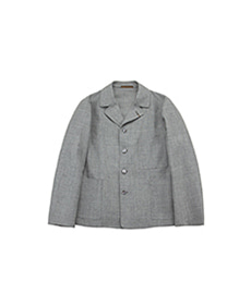 Atelier Jacket Wool Grey