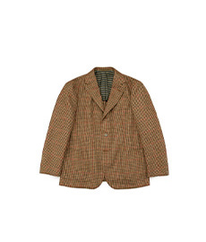 Jacket / Gun Club Tweed