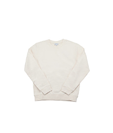 Loopback Sweatshirt Archive White