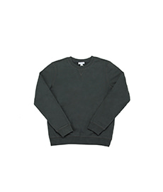 Loopback Sweatshirt Forest
