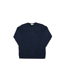 Crew Neck Jumper Light Navy