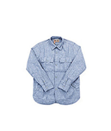 CPO Shirt Cotton Denim