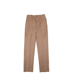 Spender Cotton Trouser Beige