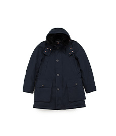 The Ventile Frobisher Midnight Navy