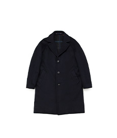 The SB Overcoat Navy