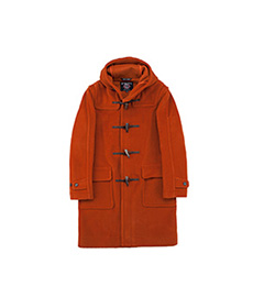 Newton Abbot Burnt Orange