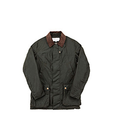 Cottenham Jacket Olive