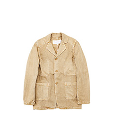 Worksuit Jacket Tan