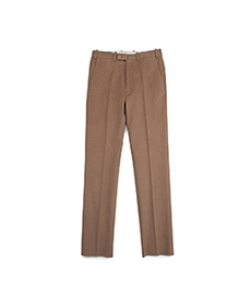 William Cotton Trouser Camel
