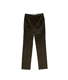 William Corduroy Trouser Olive