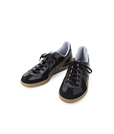 German Trainer 1183 Black